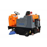 Wholesale High Efficiency Electric Ride On Floor Sweeper Street Road Cleaning Machines from china suppliers