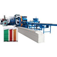 Wholesale Garage Doors Panel Shutter Door Roll Forming Machine Automatic Feeder from china suppliers