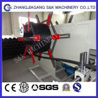 Wholesale High Efficiency  Plastic PE Tube winding Machine 25N M Automatic Winder from china suppliers