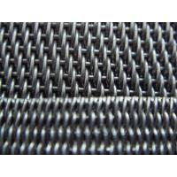 China High Filtration Stainless Steel Woven Wire Mesh Panels Chemical Industry Use on sale