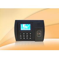 Wholesale 3 inch Punch Card Rfid Time Attendance Machine with RFID reader from china suppliers