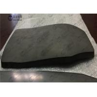Buy cheap NIJ III Lightweight Bulliteproof Ballistic Tiles , Single Curve Pure Armored UHMWPE Plate from wholesalers