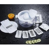 Wholesale Kitchen Aid Grater With Stainless Steel And Plastic Materials Super DOMEA446 from china suppliers