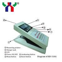 Wholesale RD-310A Reflect Densitometer read the dot gain and test the density of the printer paper from china suppliers