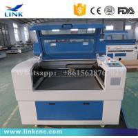 Wholesale 0-30mm wood acrylic laser cutting and engraving machine with reci 80W from china suppliers