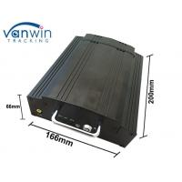 Buy cheap 4G LTE 4 CH MDVR with Analog HD cameras , WIFI GPS G-sensor for Option from wholesalers