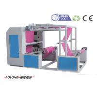 Wholesale High Speed Automatic Non Woven Flexo Printing Machine 4 Color 15kw / 17kw from china suppliers