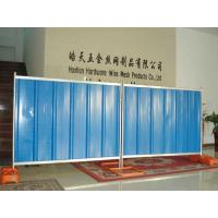 Buy cheap Steel Hoarding/site hoarding from wholesalers