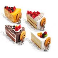 Wholesale Cake artwork 128MB, 512MB, 16GB Food USB Flash Drive for promotional gifts ( MY-UF05) from china suppliers
