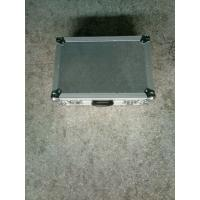 Wholesale 9mm Plywood And 1mm Thickness  Aluminum Tool Cases 50*50*25cm Silver Color No Wheels from china suppliers