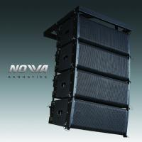 Wholesale Pro Audio Line Column Array Speakers 10 Inch For DJ Performance / Pub from china suppliers