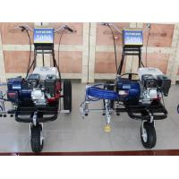Wholesale Hand-Push Airless Spray Road Parking Lot Striping Machine With Honda Engine from china suppliers