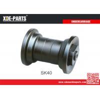 Wholesale Kobelco MINI Excavator Parts SK04-2 SK07 Bottom Roller SK04 SK07 SK09 SK12 SK14 SK40 SK60 SK75 SK100 SK115 Track Roller from china suppliers