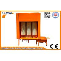 Buy cheap Quick Release Dust Filter Powder Recovery System For Spray booth Custom Made from wholesalers