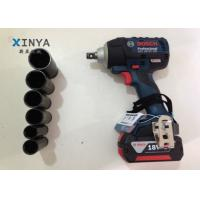 Wholesale GDX18V- EC Adjustable Electric Torque Impact Wrench , Rechargeable Wrench from china suppliers