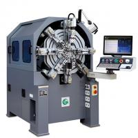 Wholesale Computer-controlled multi-functional CNC Spring Forming Machine With Free Sliders from china suppliers