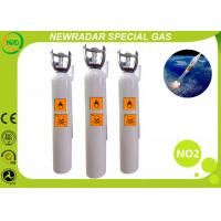 Wholesale Vivid orange High Purity Gases / Nitrogen dioxide NO2 nitrating agent for rocket fuel from china suppliers