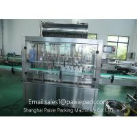 Wholesale Piston Type Pneumatic Driven Automatic Jam Filling Machine Capping Machine from china suppliers
