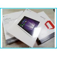 Wholesale Microsoft Windows 10 Pro Software , Windows 10 Pro Retail Box 64 bit USB installation from china suppliers