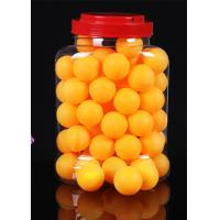 Wholesale Standard 40mm Table Tennis Balls 60 PCS Celluloid Material In Transparent Tank from china suppliers