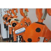 Wholesale Manual Lifting Equipment Chain Lever Block Hoist With Suspended Hook from china suppliers
