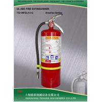 Buy cheap 4.5KG/10LBS POWDER FIRE EXTINGUISHER ABC POWDER/BC POWDER / DRY CHEMICAL POWDER / STEEL CYLINDER from wholesalers