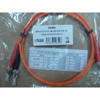 Wholesale Multimode duplex ST-ST Fiber Optic Patch Cord from china suppliers