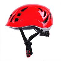 Buy cheap Climbing Safety Helmet CE EN12492:2012-02 Custom Protective Climbing Helmet from wholesalers