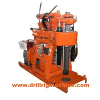 Wholesale Hydraulic Drilling Rig For Grout / Blast / Water Well Water Conservancy GD-180 from china suppliers