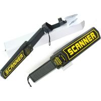 Buy cheap Body Weapon Check Hand Held Metal Scanner Light-Weight Hand Metal Detector Digital from wholesalers