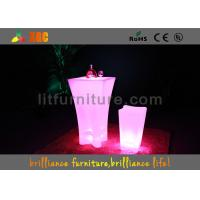 Wholesale Modern Bar Furniture / Bar Counter With RGB LED 16 Colors Changeable from china suppliers