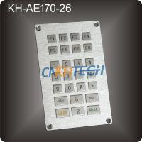 Wholesale Industrial stainless steel input keypad from china suppliers