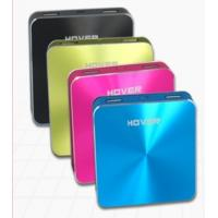 Wholesale Metal shell 8800mAH double output  power bank, size 100*70*23MM from china suppliers