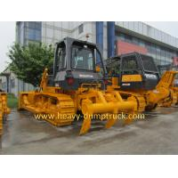 Wholesale 30° Gradeability Shantui Bulldozer Equipment With Sealed Shock Absorbing Cabin from china suppliers