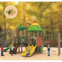 Buy cheap park small outdoor play structure outside swing sets for toddlers from wholesalers