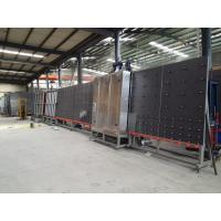 Wholesale 2500x3000mm Automatic Insulating Glass Line / Double Glazing Machine from china suppliers