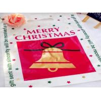 Wholesale Full Printing  LDPE/ HDPE Heat Seal Flat Printing Plastic Packaging Bags for Christmas Gift /Garment from china suppliers