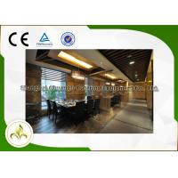 Wholesale Barbecue / Hotel Built In Teppanyaki Grill Table Rectangular High Efficiency from china suppliers