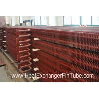 Wholesale A192 SMLS Carbon Steel H Fin Bolier Square Fin Tube of  Waste Heat Recovery Unit from china suppliers