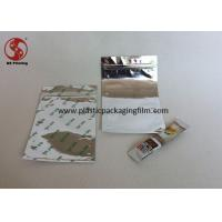 Wholesale Heat Seal Foil Sachet Packaging Aluminum Foil Bags With Food Grade Laminated Material from china suppliers