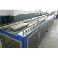 Wholesale WPC profile machine / Wood plastic extrusion line for window and door profile from china suppliers