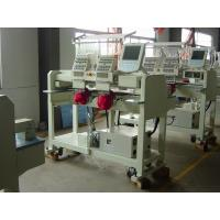Wholesale Multipurpose 2 Head Embroidery Machine , Computer Machine Embroidery For Business from china suppliers