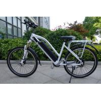 Wholesale 26 inch 48v 500w elevtric city bike with 48v 10.4 ah SAMSUNG lithium battery from china suppliers