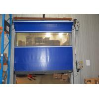 Wholesale Low fault rate High Speed Industrial Doors stable security interior rolling up from china suppliers