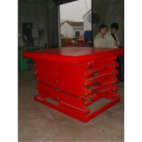 Wholesale Safe and reliable Electric stationary scissor lifts 300Kg - 5000Kg high load capacity from china suppliers