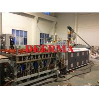 Wholesale Professional Plastic Sheet Making Machine For PVC Foam Skirting Board from china suppliers