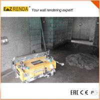 Wholesale Automatic Plastering Sprayer Mortar Rendering Machine Brick Manufacturing Machine from china suppliers