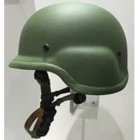 Wholesale Army Green Kevlar PASGT NIJ IIIA bullet proof helmet for Military Police from china suppliers