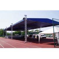 Wholesale 400×400 mm Mobile Aluminum Box Truss Pa Wings System For Catwalk Show from china suppliers