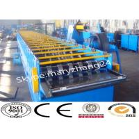 Wholesale 25m / Min Speed Floor Deck Roll Former Metal Forming Machine With PLC Contol from china suppliers